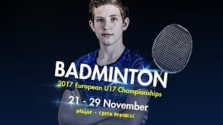 Group Stage (Day 1, Session 3) - 2017 European U17 Team Championships