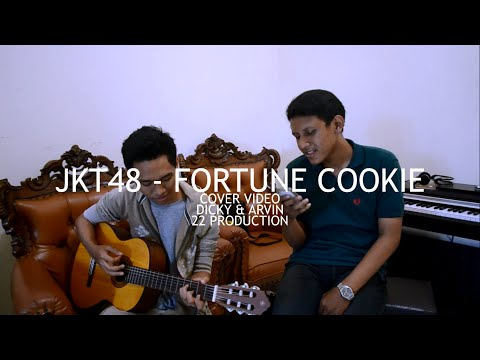 JKT48 - Fortune Cookie ( Cover by Dicky & Arvin )