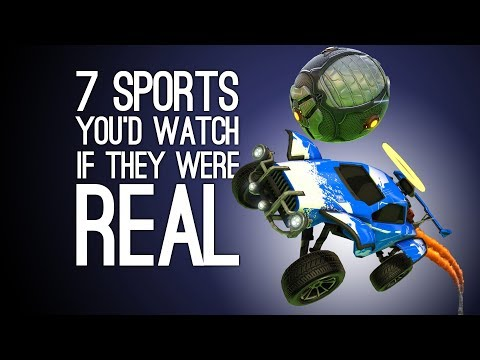 7 Sports You'd