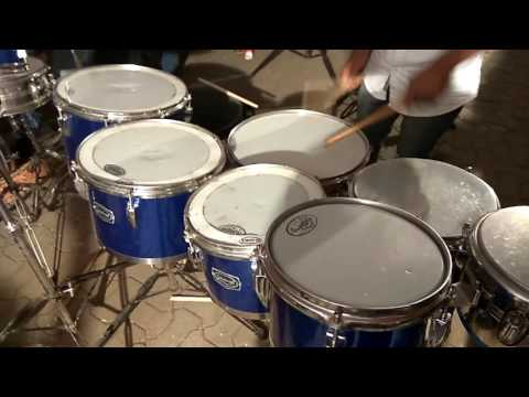 Non-stop drummers Pappu