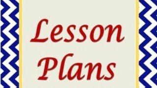 social science lesson plan for btc/deled
