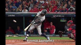 Didi Gregorius Home Run Swing Slow Motion 2017-2(#PS2)