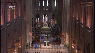 Messe du 16 juillet 2017
