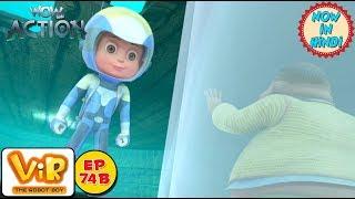 Vir: The Robot Boy | Missing Gintu | As Seen On HungamaTV | WowKidz Action