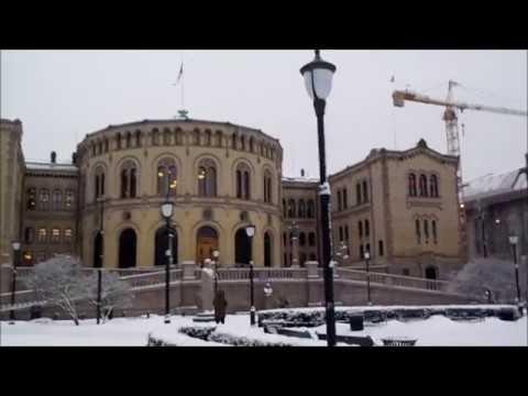 Visiting Oslo