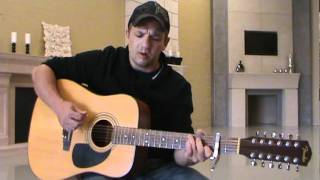 Come back home by Danny Despres (12 string guitar)