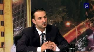 د. أحمد الثوابية وحسام عواد - توجيهي 2017