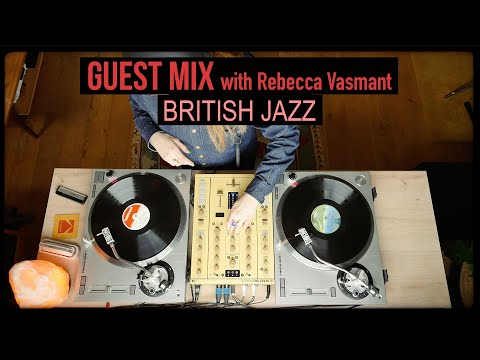 Guest Mix: British Jazz with Rebecca Vasmant