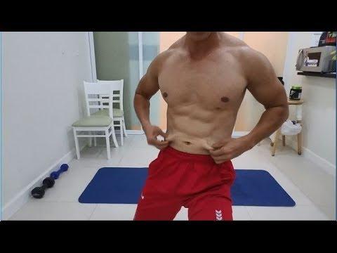 Cách Tập Bụng Giảm Mỡ Ngày Tết Tại Nhà 01 – HLV Ryan Long Fitness