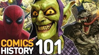 Who Are the Sinister Six? - Comics History 101