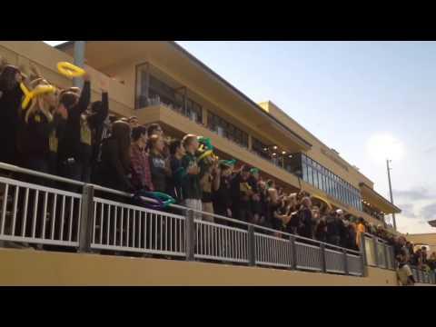 Fans Pack Stadium At Cal Poly Vs. Santa Barbara Soccer Game