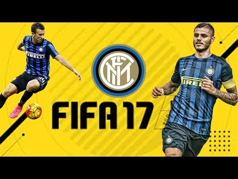 FC INTER IN FIFA 17