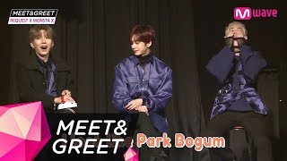 [MEET&GREET] MONSTA X plays TRUTH or LIE game with LIE DETECTOR