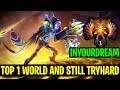 Top 1 World And Still Tryhard - Inyourdream Arc Warden - Dota 2