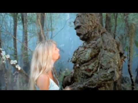 Return of Swamp Thing + DET in Auburn shirt