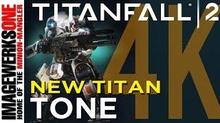 Titanfall 2 NEW TITAN - Meet Tone- Official Titan Trailer - See It In 4K !