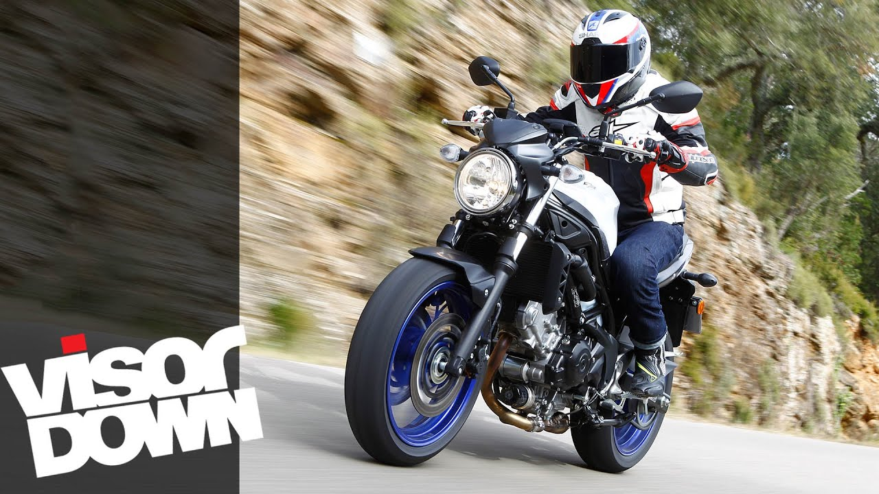 Suzuki SV650 Review Motorcycle Road Test