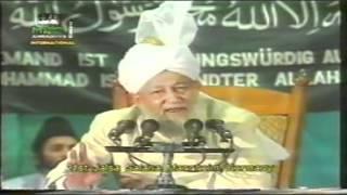 Deutsche Frau konvertiert zur Islam Ahmadiyya
