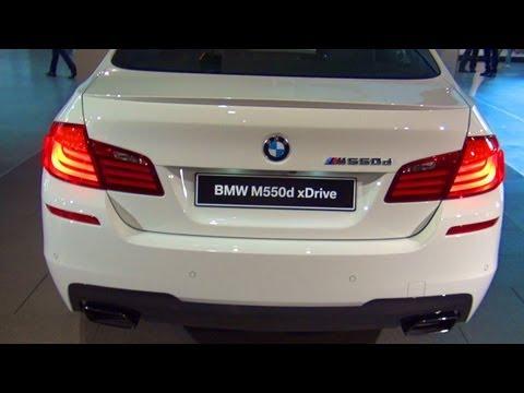 BMW M550 d - M5 Diesel F10 X Drive - 381 PS / HP 0-100 Km/h 4,7 sec 740 Nm Torque Sedan Limousine