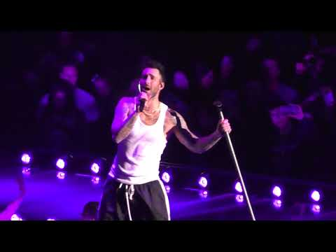 Maroon 5 She Will Be Loved 2018