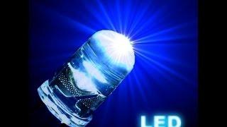 Iluminación LED para gente sin electricidad.