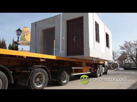 Casa prefabricada industrializada y modular worldmetor - Casas cube opiniones ...