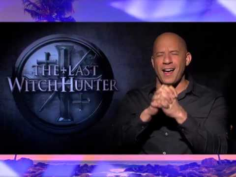 """Vin Diesel on being """"The Last Witch Hunter"""" and his love of Philippine jeepneys"""