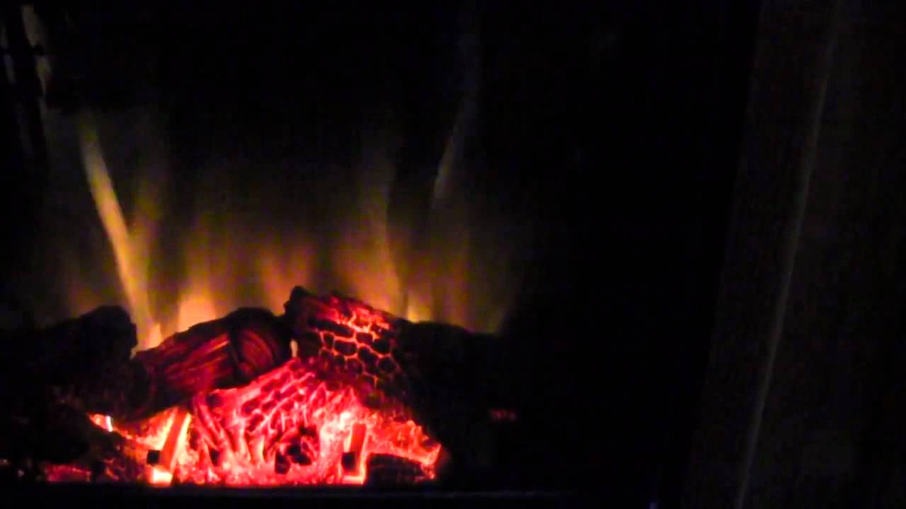 charmglow electric fireplace review youtube
