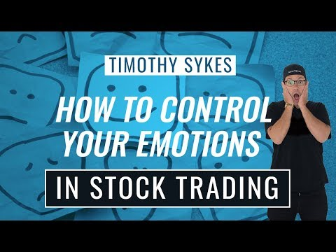 How To Control Your Emotions in Stock Trading