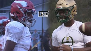 Week 10: Raines vs Lincoln - 4A State Champions Travel to Tallahassse!   Highlights