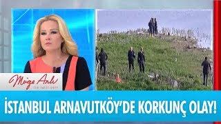 İstanbul Arnavutköy'de korkunç olay! -  Müge Anlı İle Tatlı Sert 16 Nisan 2018