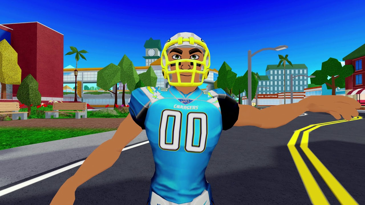 Roblox Teams Up With The Nfl To Celebrate 100th Anniversary - nfl 2 roblox codes