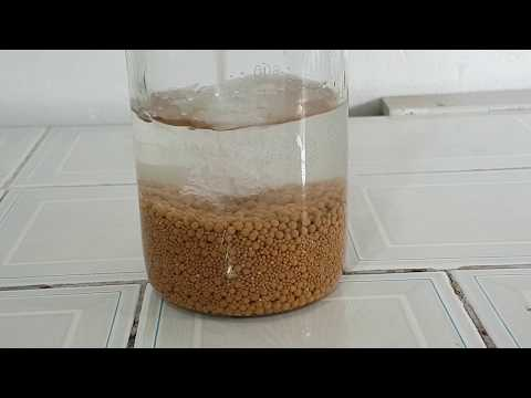 How To Dry Molecule Sieves To Produce 100% Anhydrous Alcohol (ethanol)