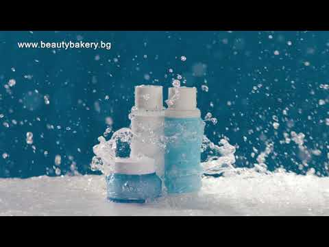 Aqua marine by Beauty Bakery