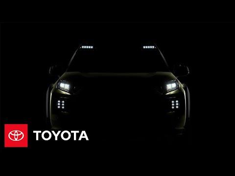 2017 Los Angeles Auto Show | Toyota
