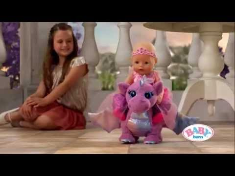Zapf Creation Baby Born Interactive Wonderland Dragon