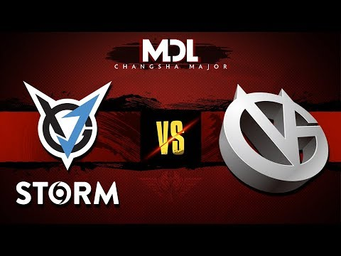 VGJ.Storm vs Vici Gaming Game 1 - MDL Major 2018: Winners' Finals - @Lyrical @BSJ @Chef Josh