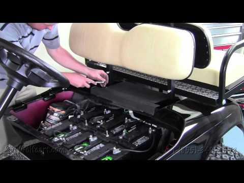 EZGO Diamond Plate Accessory Kit | How To Install Video | Golf Cart Diamond Plate