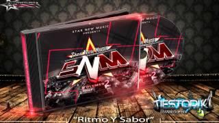 Contra El Muro Special Jackie & Don Chezina - Dj Driner Star New Music Vol 2 Ritmo & Sabor