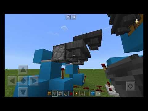 Minecraft Bedrock sorting system