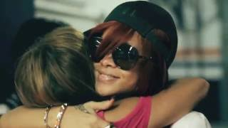 Surprise to rihanna navy (rihanna loves her fans)