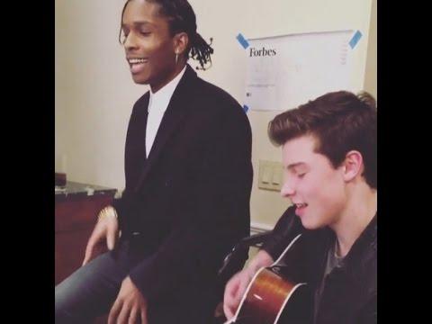 Shawn Mendes Instagram Videos (Singing)