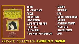 ANGGUN C. SASMI Private Collection