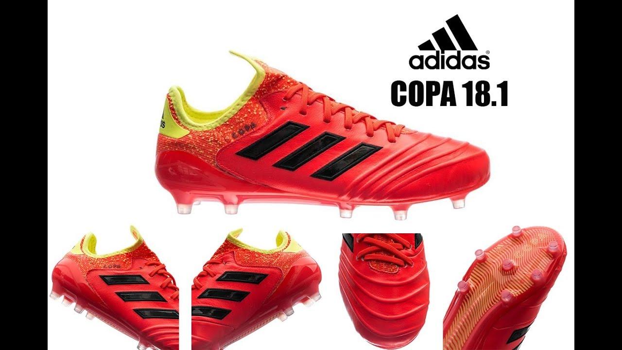 42f9018cb69 Review adidas Copa 18.1 FG Energy Mode Pack (Thai Version)