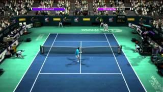 Virtua Tennis 4 - Showroom 1 - Wii