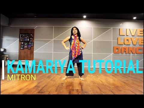 KAMARIYA TUTORIAL/ MITRON/ GARBA BOLLYWOOD/ RITU'S DANCE STUDIO
