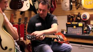 From The Hard Rock Vault - Tony Iommi Guitar