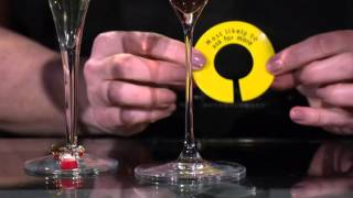 Wine Tip: Innovative Gadgets and Ways to Identify Your Wine Glass at a Party