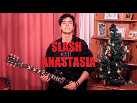 Burak Akan – Slash – Anastasia – Guitar Cover