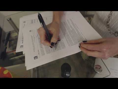 ASMR Roleplay ~ Real Estate Agent/Realtor Meeting ~ Making Offer on House